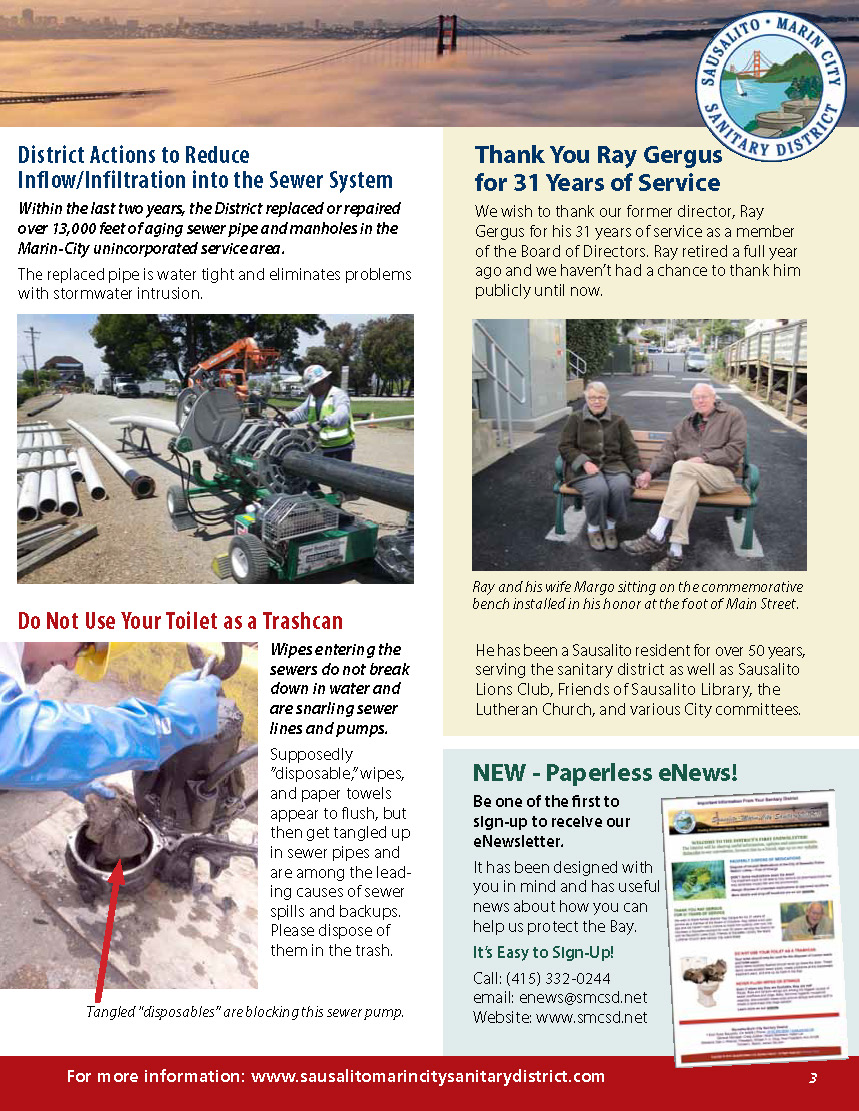 January 2015 Newsletter - Page 3