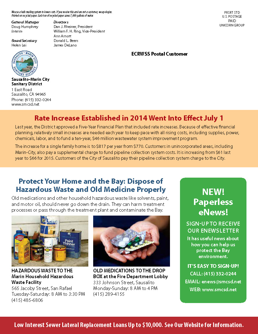 July 2015 Newsletter - Page 2